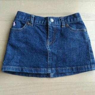 ラルフローレン(Ralph Lauren)のラルフローレン キッズ スカート size90(スカート)