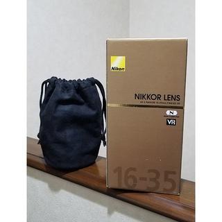 ニコン(Nikon)のニコン NIKON AF-S NIKKOR 16-35mm F4 G ED VR(レンズ(ズーム))