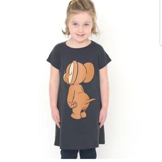 Design Tshirts Store graniph - グラニフコラボTシャツ ジェリー 新品110cm