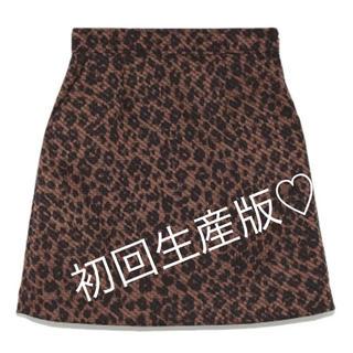 snidel - SNIDEL♡スクエアミニスカート