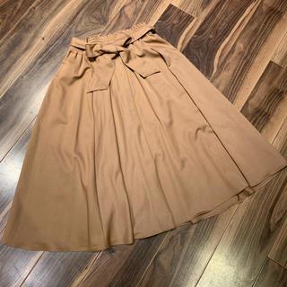 INGNI - 値下げしました!!INGNIのミモレ丈スカート