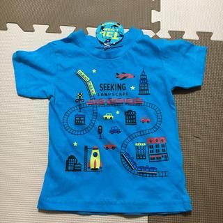しまむら - 未使用  男の子 Tシャツ  サイズ90