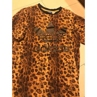 アディダス(adidas)のアディダス ティシャツ(Tシャツ/カットソー(半袖/袖なし))