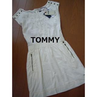 トミー(TOMMY)の❤TOMMY DENIM・コットンワンピース❤(ワンピース)