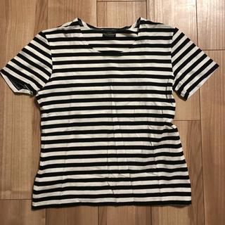 marimekko - marimekko ボーダーTシャツ