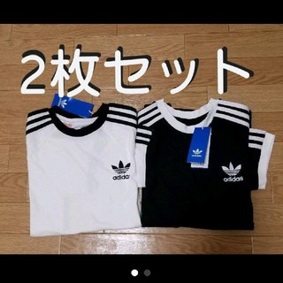 adidas - 2枚組 Tシャツ adidas originals