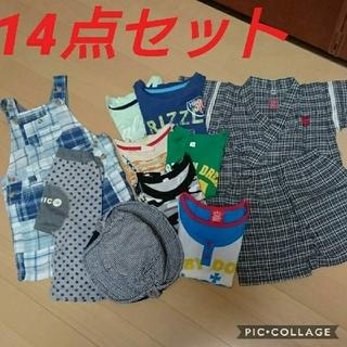 ジャンクストアー(JUNK STORE)のベビー服 まとめ売り 男の子 90~95 夏物 ブランド多数♪(Tシャツ/カットソー)