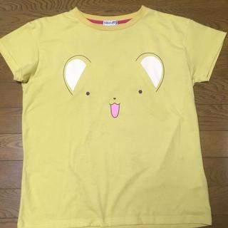 シマムラ(しまむら)のしまむら ケロちゃんプリントTシャツ(Tシャツ(半袖/袖なし))