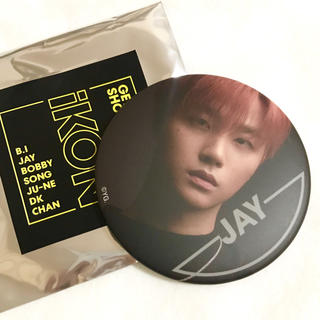 iKON - 【 ジナン 】iKON 缶バッジ YG公式グッズ