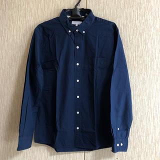 しまむら - 長袖 ボタンダウンシャツ