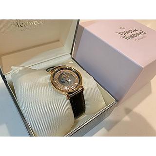 ヴィヴィアンウエストウッド(Vivienne Westwood)のVivienne Westwood ✳️新品未使用✳️ORB HAND ウォッチ(腕時計(アナログ))
