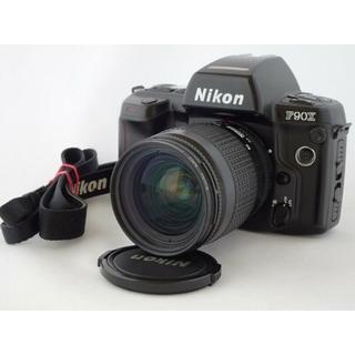 ニコン(Nikon)のNikon F90X + AF Nikkor 28-80mm 実働品(フィルムカメラ)