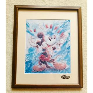 ディズニー(Disney)のDisney ディズニー ミッキー 絵画(絵画/タペストリー)