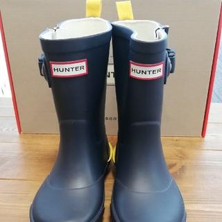 ハンター(HUNTER)の【約14.5cm】キッズ 長靴 レインブーツ HUNTER(長靴/レインシューズ)