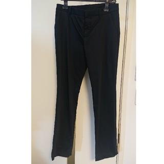 ユニクロ(UNIQLO)のユニクロ 黒パンツ(スーツ)