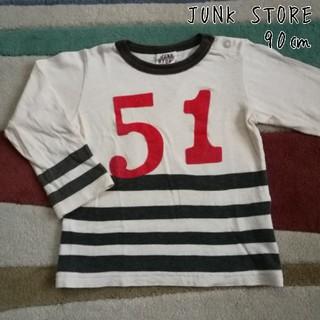 ジャンクストアー(JUNK STORE)のJUNK STORE☆ロンT(Tシャツ/カットソー)