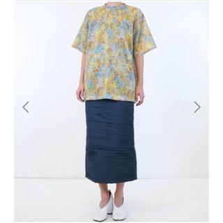 ルシェルブルー(LE CIEL BLEU)のIrene Flower Tee(Tシャツ(半袖/袖なし))