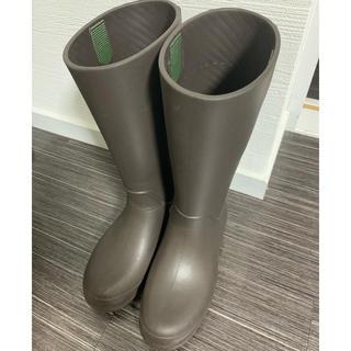 クロックス(crocs)のクロックスレディースレインブーツ(レインブーツ/長靴)