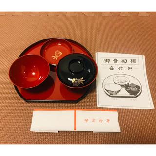 タチキチ(たち吉)のお食い初め お祝い 器 漆器  お食い初め腕 (お食い初め用品)