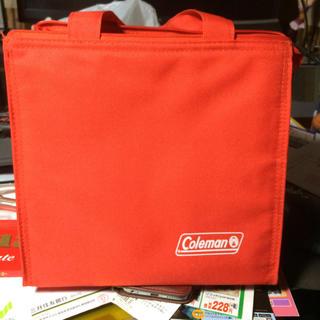 Coleman - 保冷バック 200x200x厚さ100
