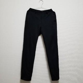ジーユー(GU)のGU 黒パンツ(チノパン)