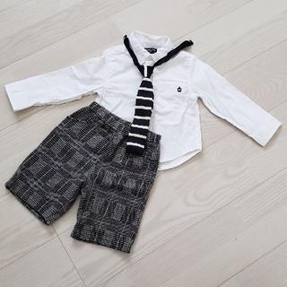 4f1ea331de844 シマムラ(しまむら)のキッズ フォーマル 90 3点セット(ドレス フォーマル)