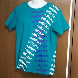 アディダス(adidas)の美品❗adidas(アディダス)のTシャツ(Tシャツ/カットソー(半袖/袖なし))