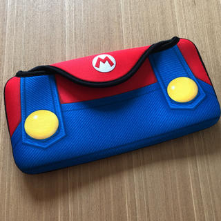Nintendo Switch - 任天堂Switch マリオポーチ カバー ケース