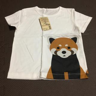 MUJI (無印良品) - ★新品★無印★アニマル柄★半袖Tシャツ★サイズ100★