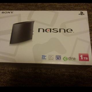nasne - 未使用SONY ソニー nasne ナスネ 1TB CUHJ-15004