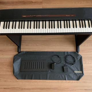カシオ(CASIO)のカシオ 電子ピアノピアチェーレ Piacere CPS-7(2000年製)(電子ピアノ)