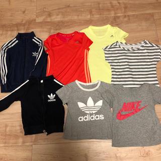 アディダス(adidas)の専用!!adidas、NIKEセット(Tシャツ/カットソー)