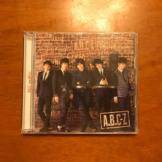 エービーシーズィー(A.B.C.-Z)のA.B.C-Z  From ABC to Z 通常盤(アイドルグッズ)