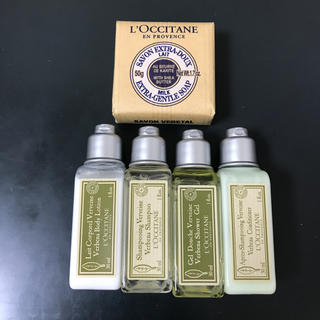 L'OCCITANE - ロクシタン アメニティセット