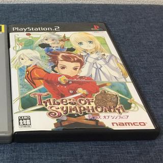 プレイステーション2(PlayStation2)のテイルズオブジアビス シンフォニア(家庭用ゲームソフト)