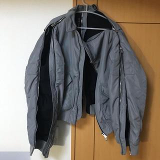 y/project 16AW ボンバージャケット グレー