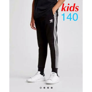 adidas - アディダスオリジナルス トラックパンツ 140 黒