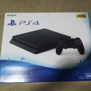 ソニー(SONY)のPS4 500GB(家庭用ゲーム本体)
