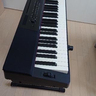 カシオ(CASIO)の電池ピアノ casio px-350(電子ピアノ)