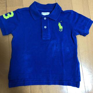 ラルフローレン(Ralph Lauren)の80cm ラルフローレン 半袖 ポロシャツ(シャツ/カットソー)