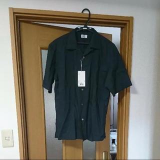 ハレ(HARE)のuniqlo u 18ss オープンカラーシャツ(シャツ)
