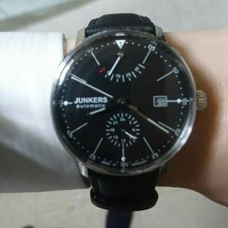 ユンハンス(JUNGHANS)のJUNKERS ユンカース  バウハウス   自動巻き(腕時計(アナログ))