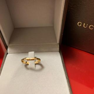 グッチ(Gucci)のGUCCI リンクトゥラブ リング (リング(指輪))