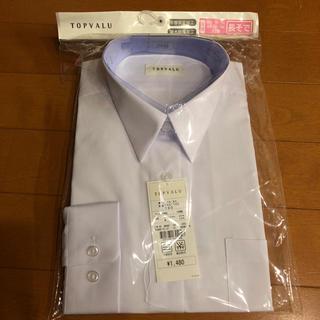 イオン(AEON)の女児スクールワイシャツ 長袖 160(ブラウス)