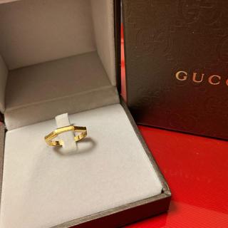 グッチ(Gucci)のGUCCI リンクトゥラブ リング(リング(指輪))