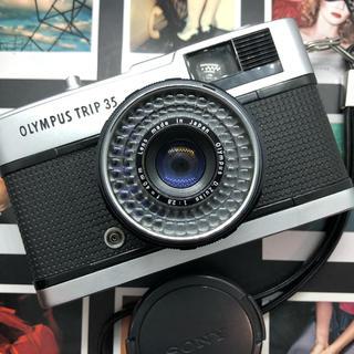 【完動品】OLYMPUS trip35 フィルムカメラ【美品】