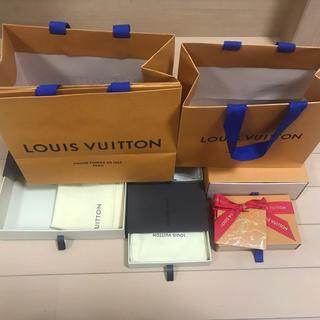 ルイヴィトン(LOUIS VUITTON)のルイヴィトン 空箱一式(その他)