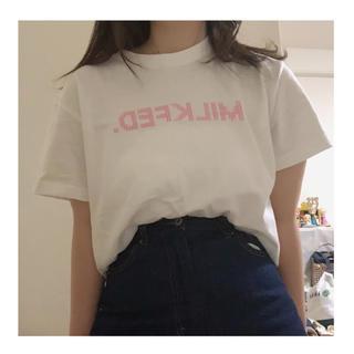 MILKFED. - 半袖 Tシャツ
