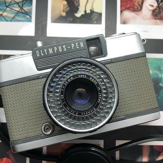 オリンパス(OLYMPUS)の【美品】OLYMPUS  PEN EES2  フィルムカメラ【完動品】(フィルムカメラ)
