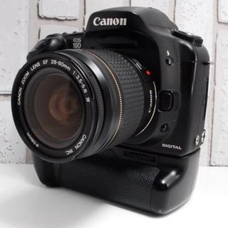 Canon - ★初心者おすすめ★Canon EOS 10D バッテリーグリップ付き!